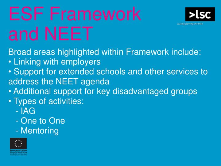 ESF Framework