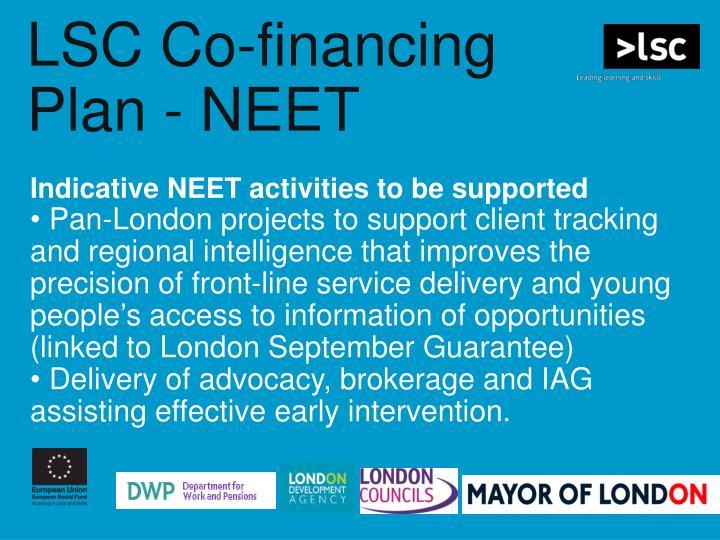 LSC Co-financing