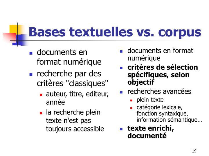 documents en format numérique
