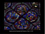 vidriera de la catedral de chartres par s s xiii
