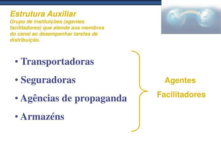 Estrutura Auxiliar