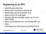 registering av en rfc