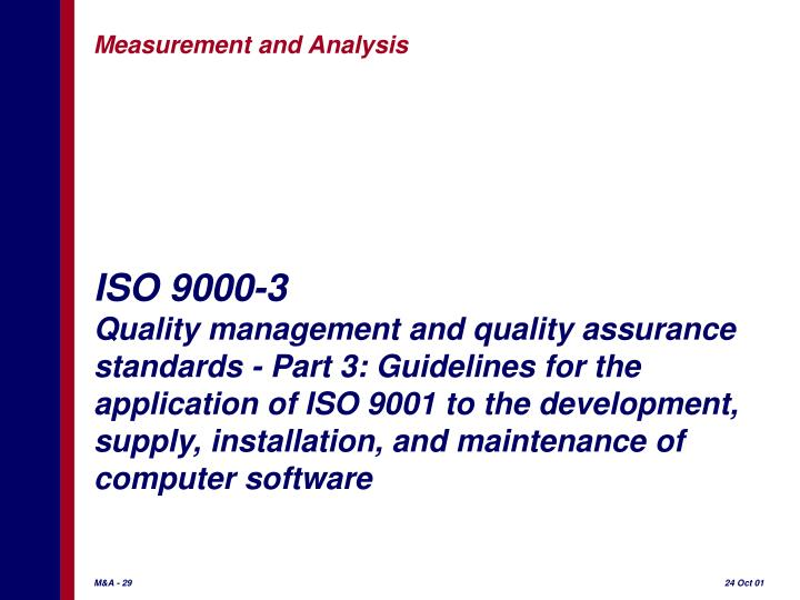ISO 9000-3