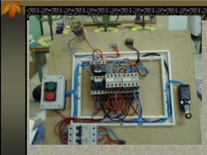 Circuito arrancador estrella triangulo mediante contactores 1336591