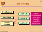job costing5