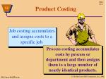 product costing1