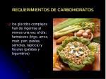 requerimientos de carbohidratos1