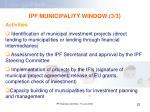 ipf municipality window 3 3