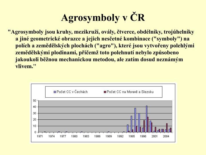 Agrosymboly v r