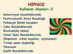 h pnoz kullan m alanlar 2