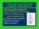 a funkcion lis gastrointestin lis betegs gek diagnosztik ja 11