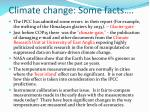 climate change some facts6