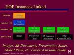 sop instances linked