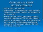 strojen ve kem k metabol zmasi 5