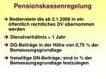 pensionskassenregelung1