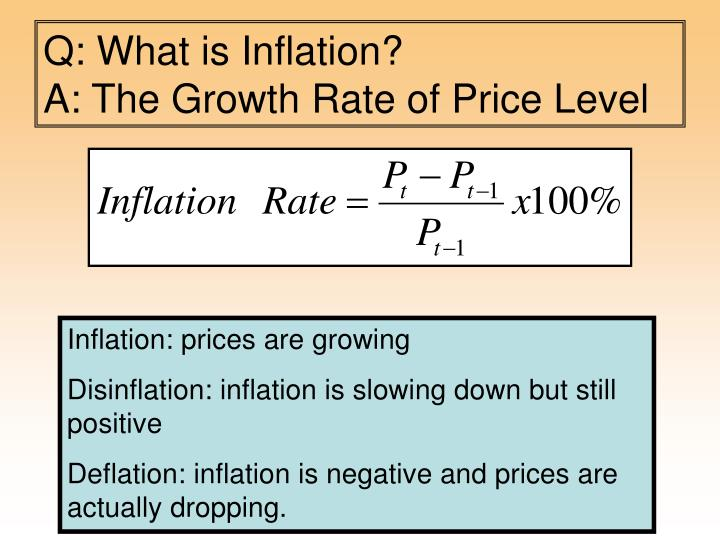 Q: What is Inflation?