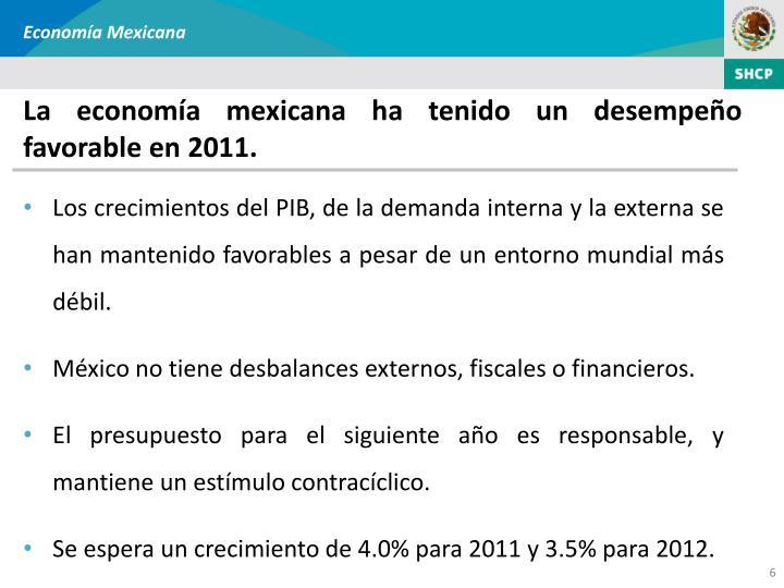 Economía Mexicana
