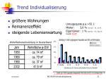 trend individualisierung1