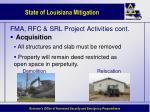 fma rfc srl project activities cont