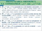pronun area ortoepic la consoanele s sau z 2