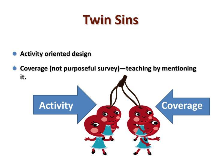 Twin Sins