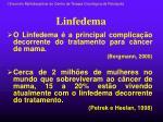 linfedema