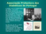 associa o protectora dos diab ticos de portugal3