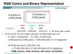 rgb colors and binary representation6