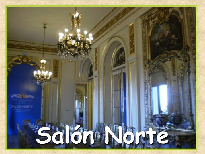 Salón Norte