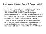 responsabilitatea social corporatist