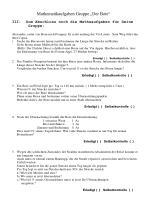 mathematikaufgaben gruppe der bote
