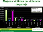 mujeres v ctimas de violencia de pareja