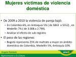 mujeres v ctimas de violencia dom stica1