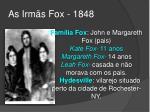 as irm s fox 1848