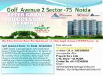 golf avenue 2 sector 75 noida