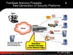 fortigate antivirus firewalls a new generation of security platforms
