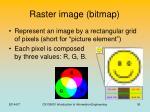 raster image bitmap