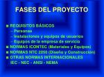 fases del proyecto7