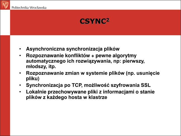 CSYNC