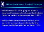 el buen samaritano the good samaritan23