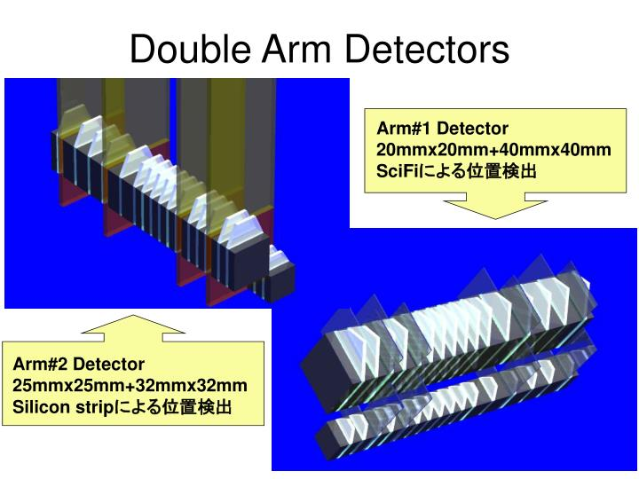 Arm#1 Detector