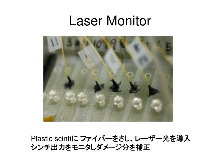 Laser Monitor