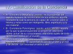 iv clasificaci n de la conciencia