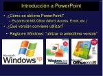 introducci n a powerpoint1