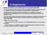 c registraci n3
