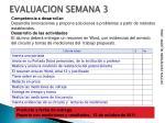evaluacion semana 3