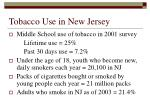 tobacco use in new jersey