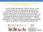 kryzys wzmocni korupcj w gospodarce rzeczpospolita anita b aszczak z 23 05 2011 r