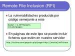 remote file inclusion rfi1