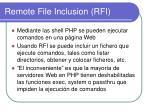 remote file inclusion rfi3